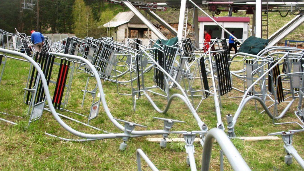 """Završen remont žičare na ski stazi """"Crni vrh"""""""