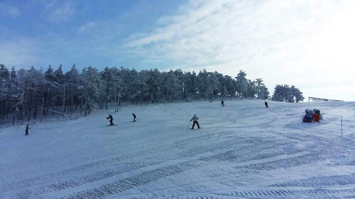 Skijanje se brzo uči: Škola skijanja